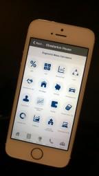 CH App homescreen